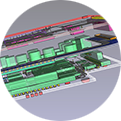 3D Multi-board PCB Design