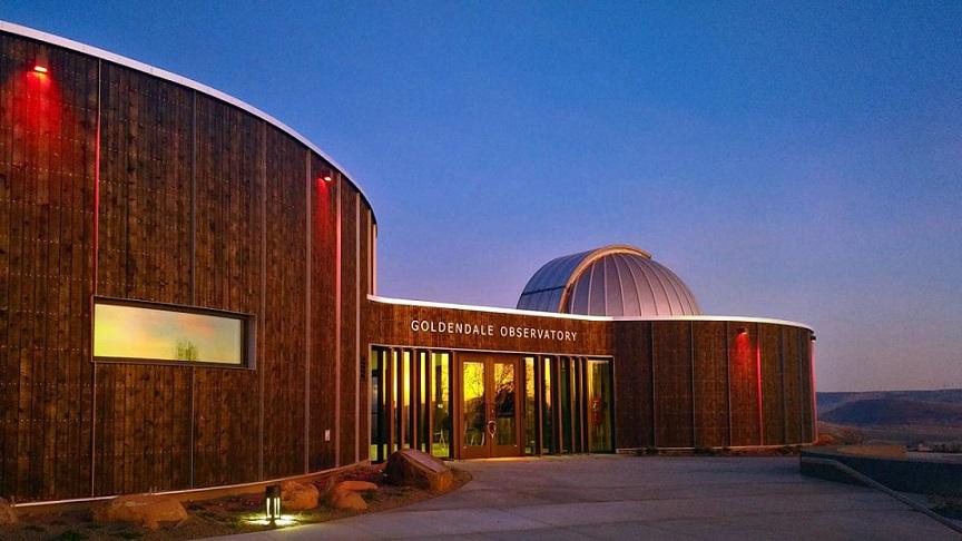 Đài Quan Sát Goldendale - Một dự án kết hợp ARCHICAD -2