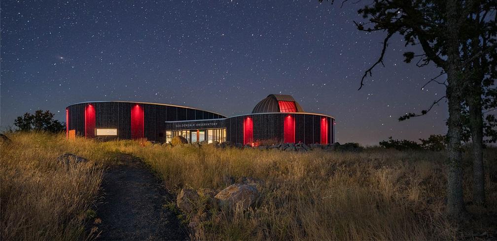 Đài Quan Sát Goldendale - Một dự án kết hợp ARCHICAD -1