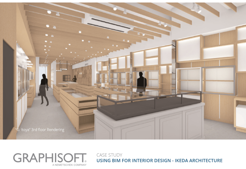 IKEDA Design Sử dụng BIM ARCHICAD cho thiết kế nội thất (phần 1)-3
