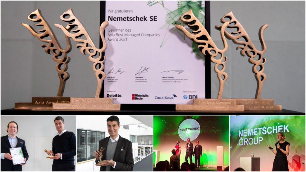 Tập đoàn Nemetschek giành được giải thưởng lớn về quản lý-2