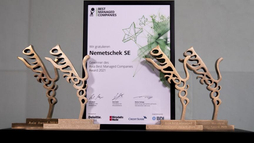 Tập đoàn Nemetschek giành được giải thưởng lớn về quản lý-1
